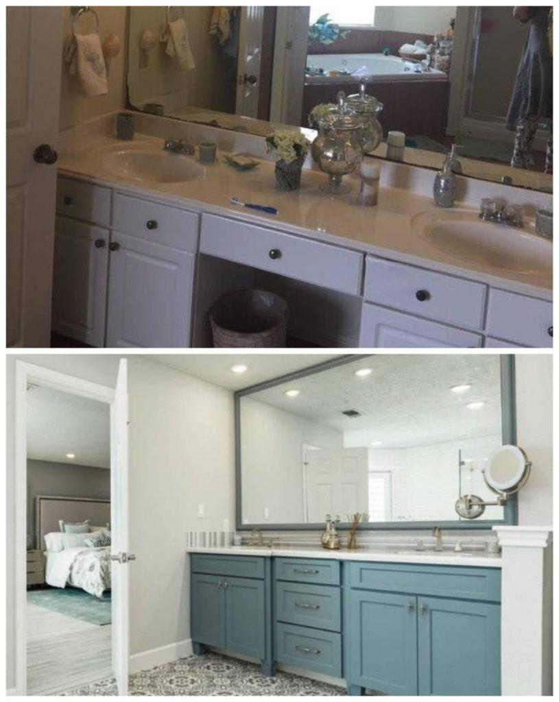 Walton Master Bathroom Vanity